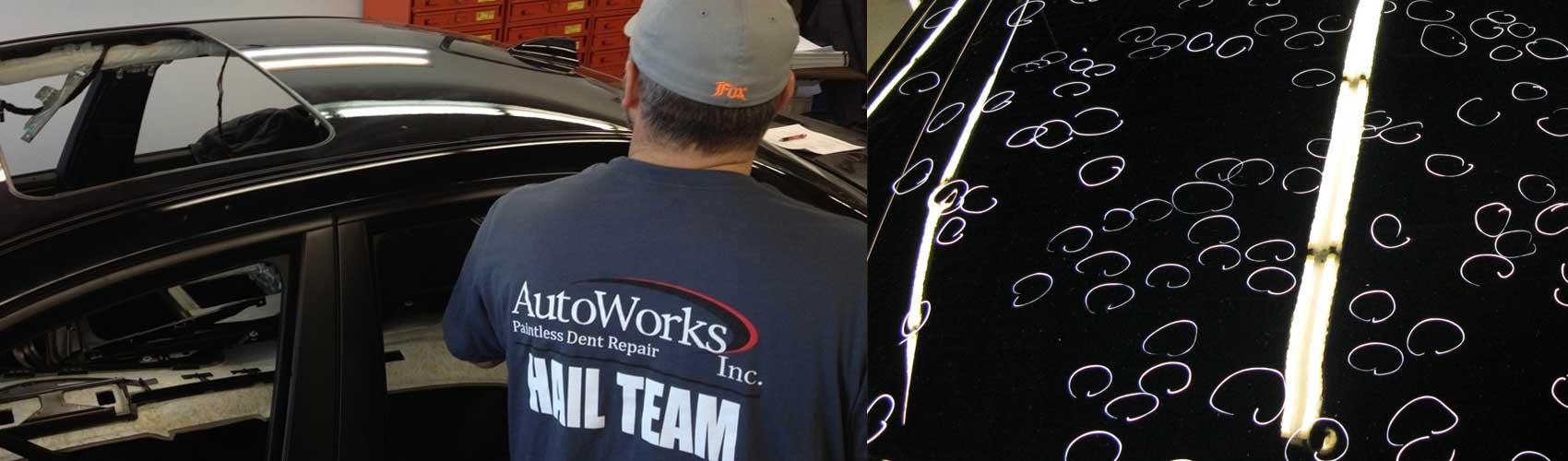 Auto Works Paintless Dent Repair image 2