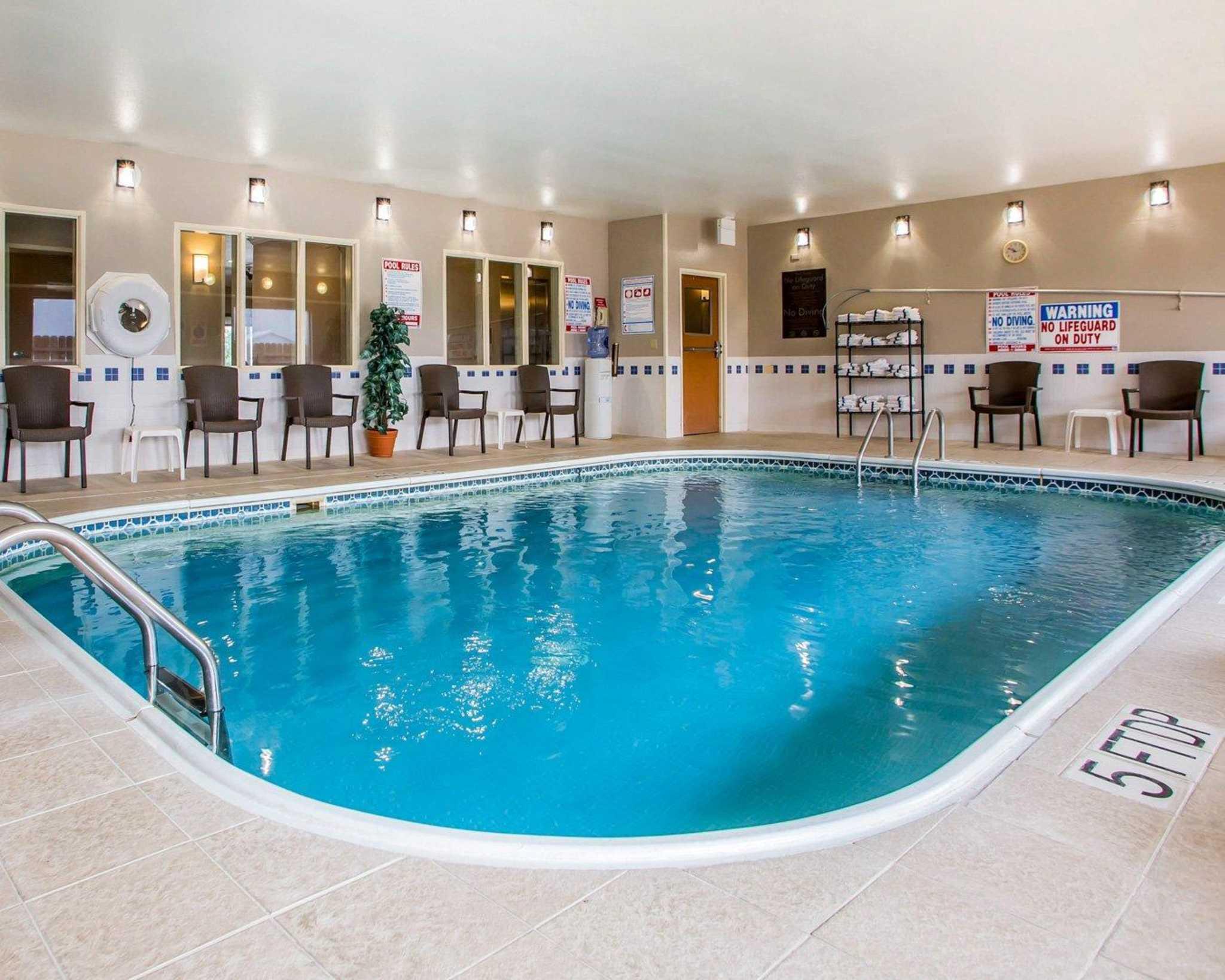 Comfort Inn & Suites Waterloo – Cedar Falls image 13