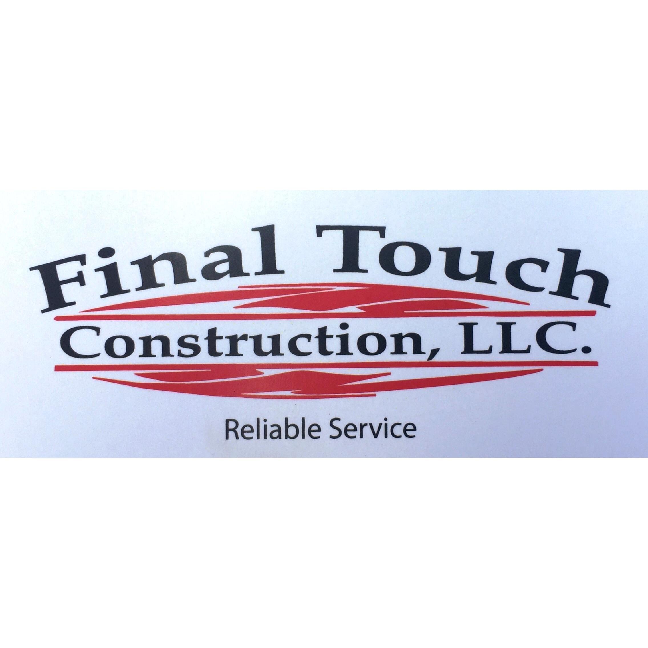 Final Touch Construction LLC