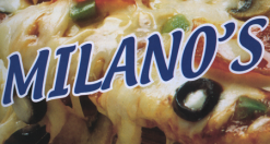 Milano house of pizza milford nh