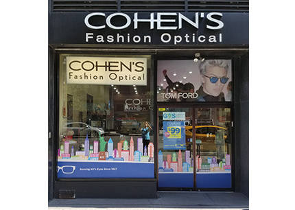 Cohen's Fashion Optical image 0