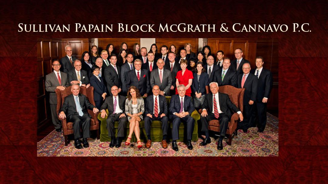 Sullivan Papain Block McGrath & Cannavo P.C. - ad image