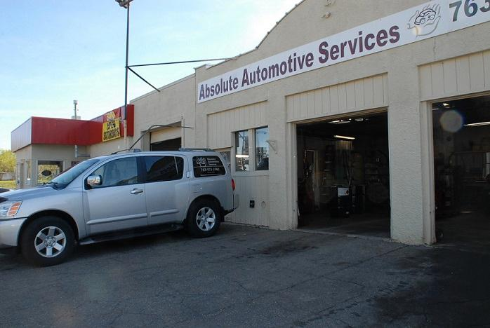 Absolute Automotive Services in Delano, MN can take care of your automotive needs