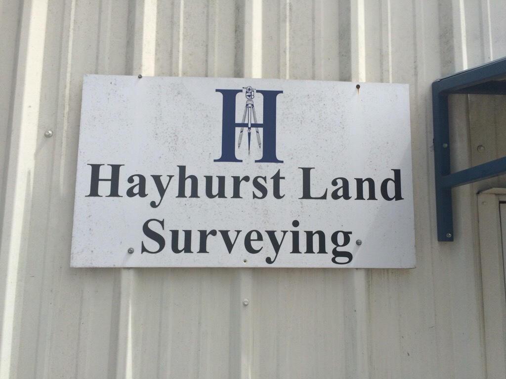 Hayhurst Land Surveying image 1