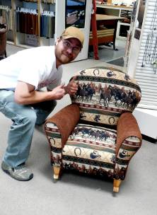 Harold's Upholstery Inc. image 3