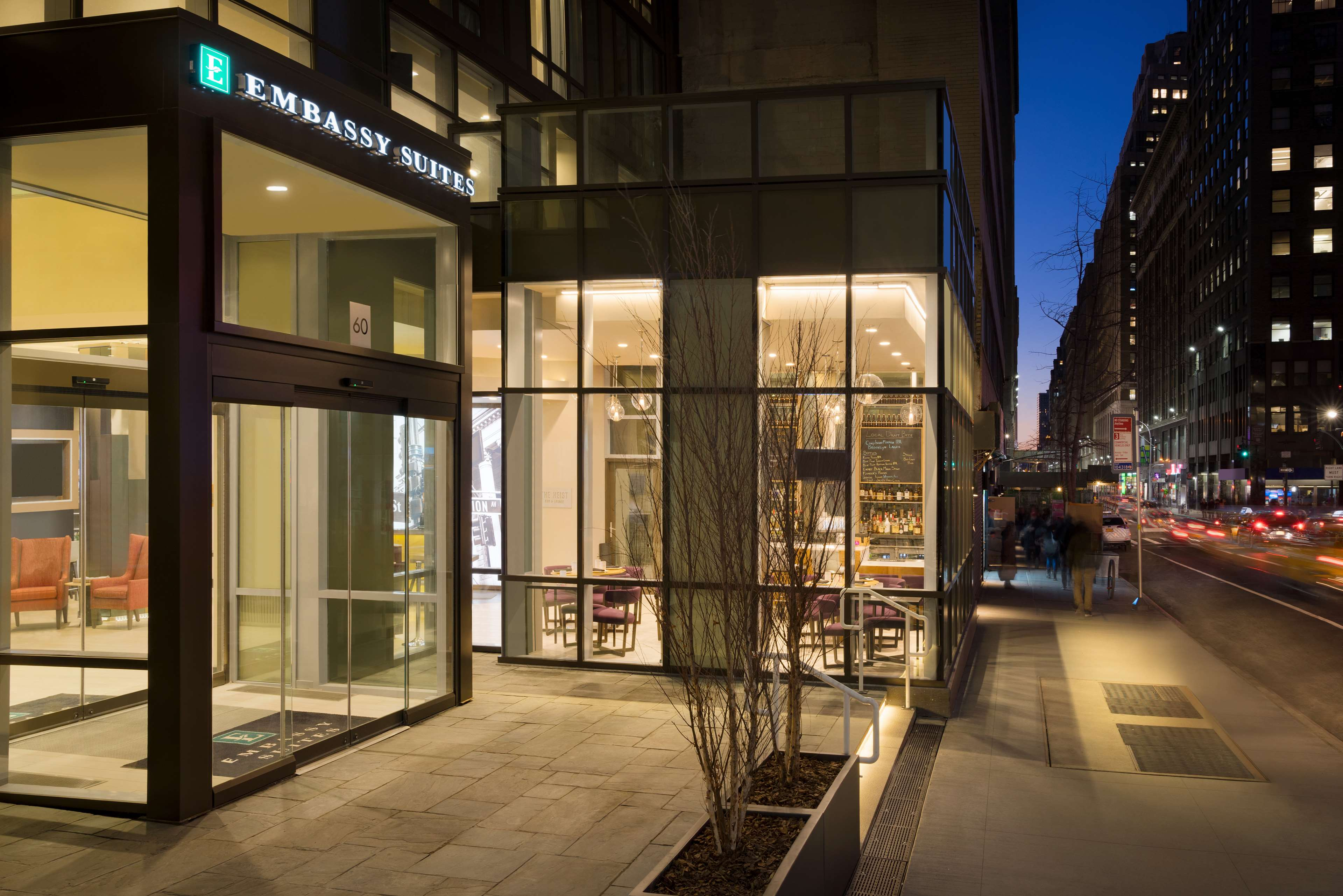 Embassy Suites by Hilton New York Manhattan Times Square
