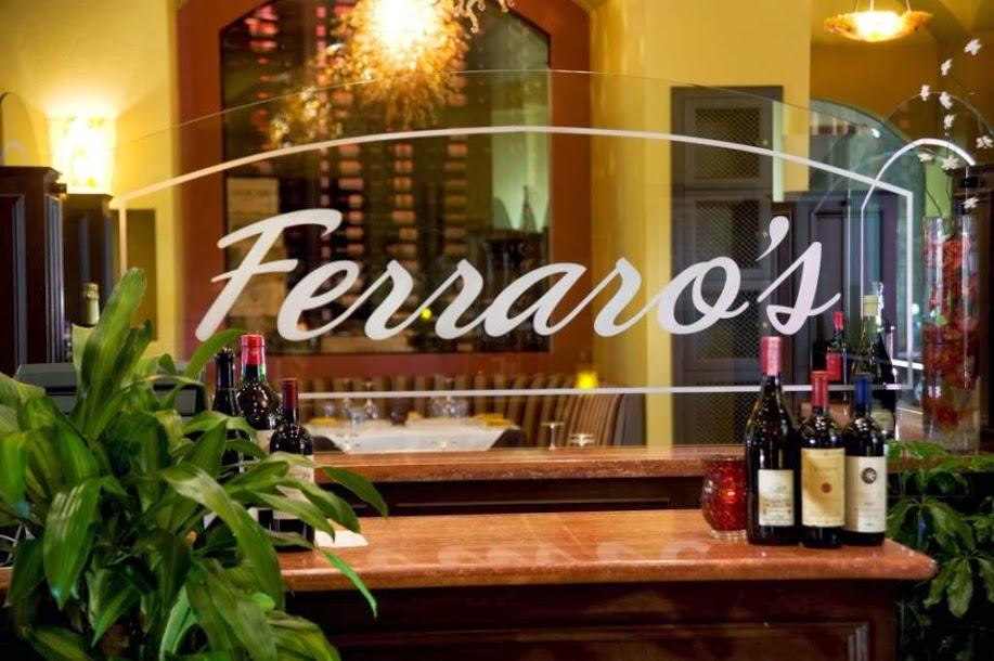 Italian Foods Near Me: Ferraro's Italian Restaurant & Wine Bar Coupons Near Me In