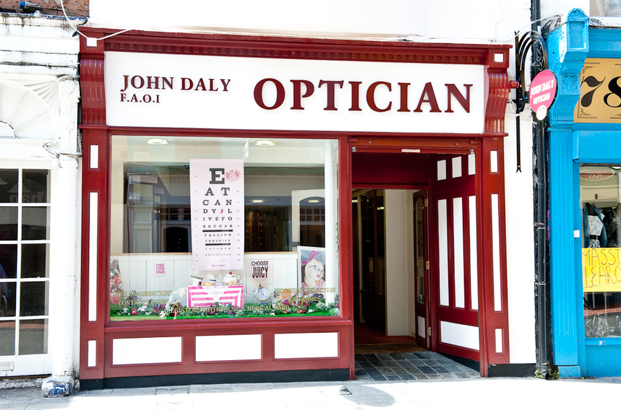 John Daly Opticians 3
