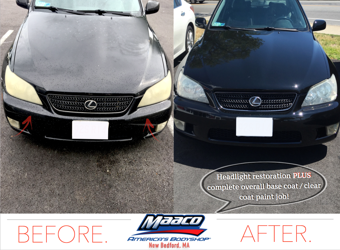 Maaco Collision Repair & Auto Painting In New Bedford, MA
