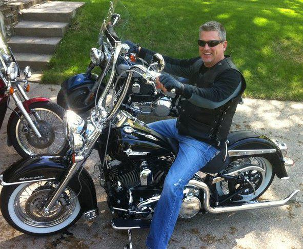 Personal Injury Attorney Paul J. Dickman principal of Dickman Law Office P.S.C. representing personal injury clients involved in motorcycle accidents. When you're injured in a motorcycle accident, don