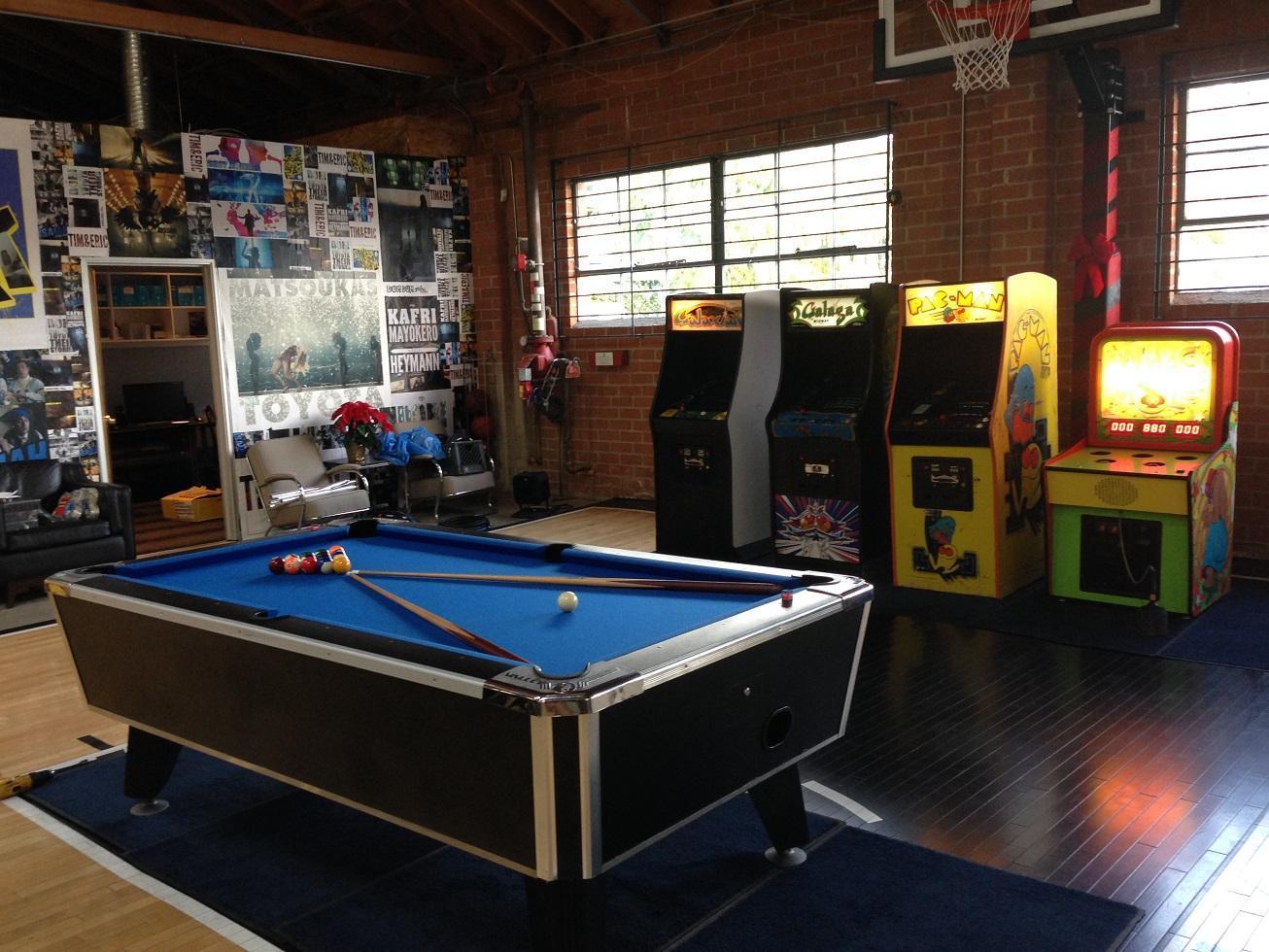 Arcade Amusements Inc.