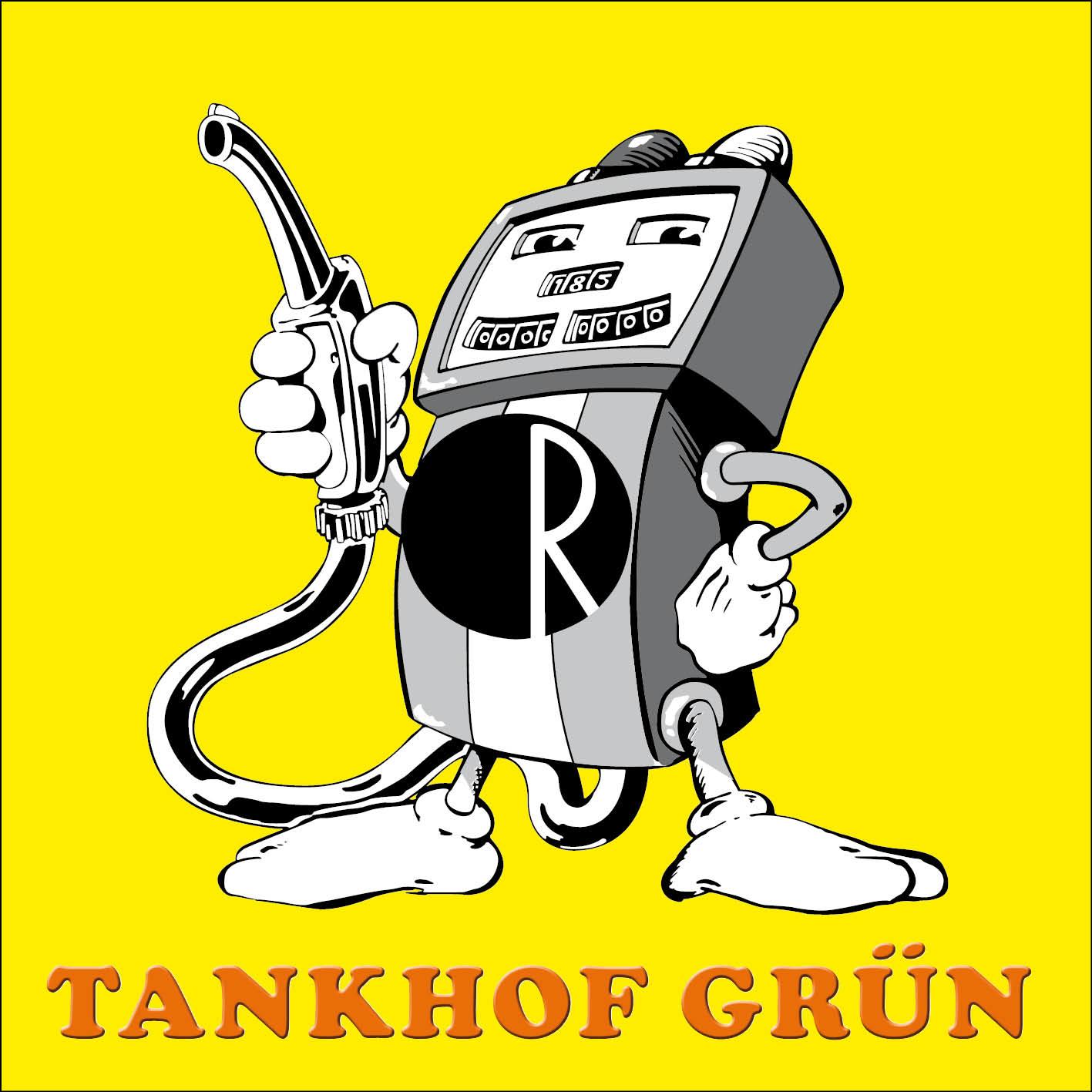 Logo von Tankhof Grün