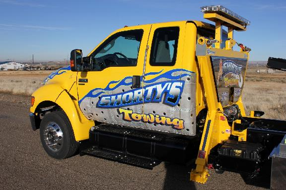 Shorty's Towing image 0