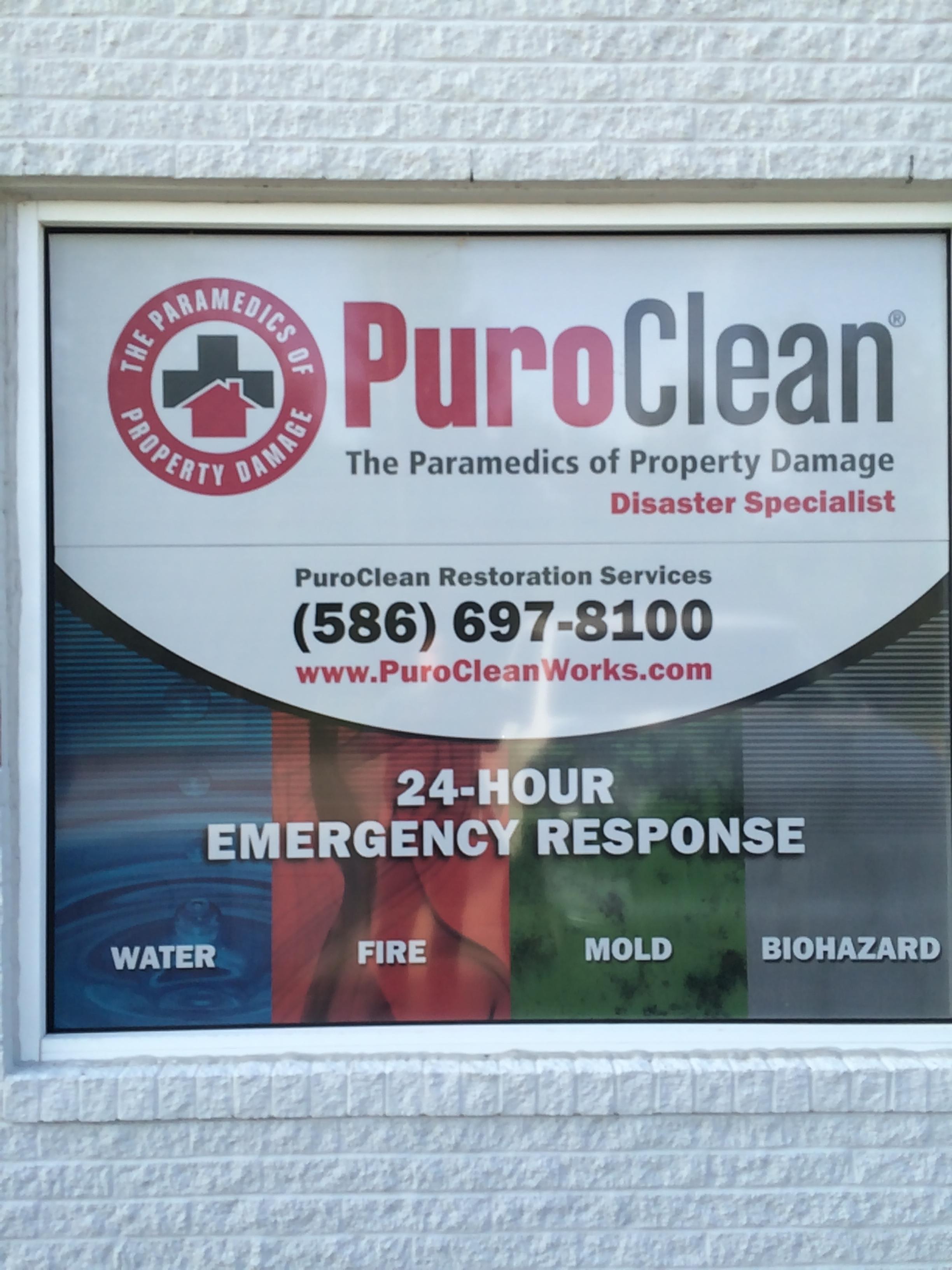 Puroclean Restoration Services image 0