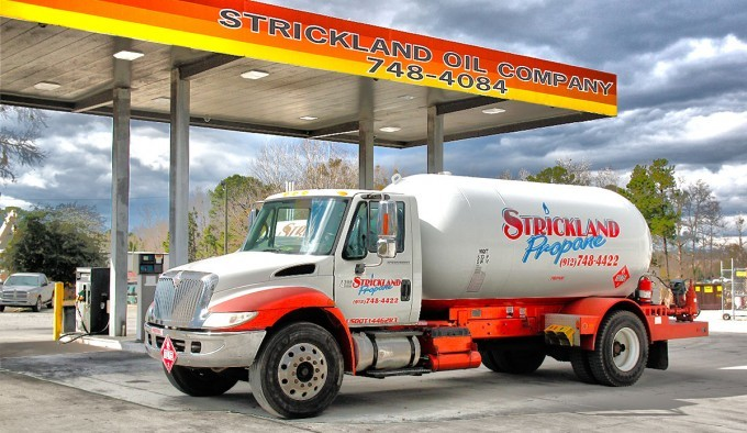Strickland Oil Co image 0