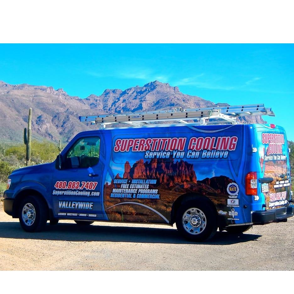 Superstition Cooling - Apache Junction, AZ - Heating & Air Conditioning