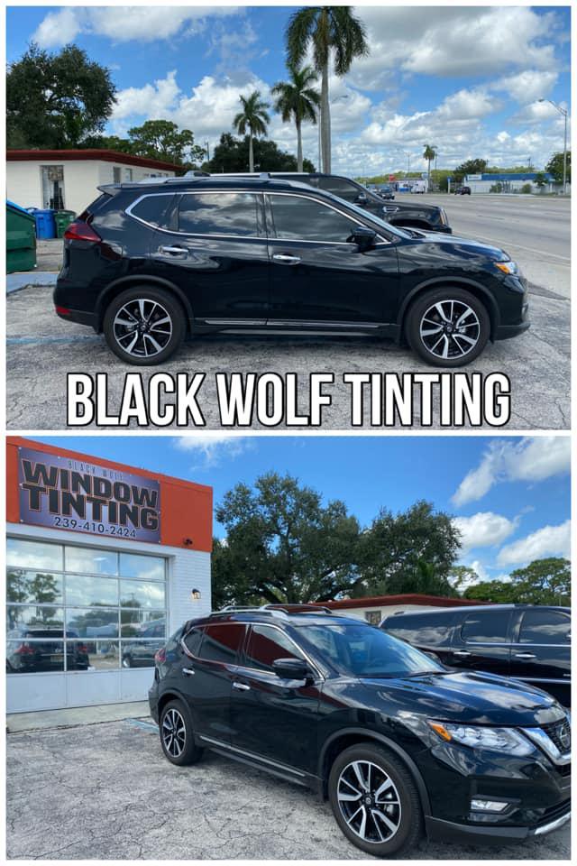 Black Wolf Tinting