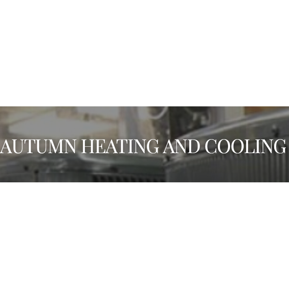 Autumn Heating and Cooling