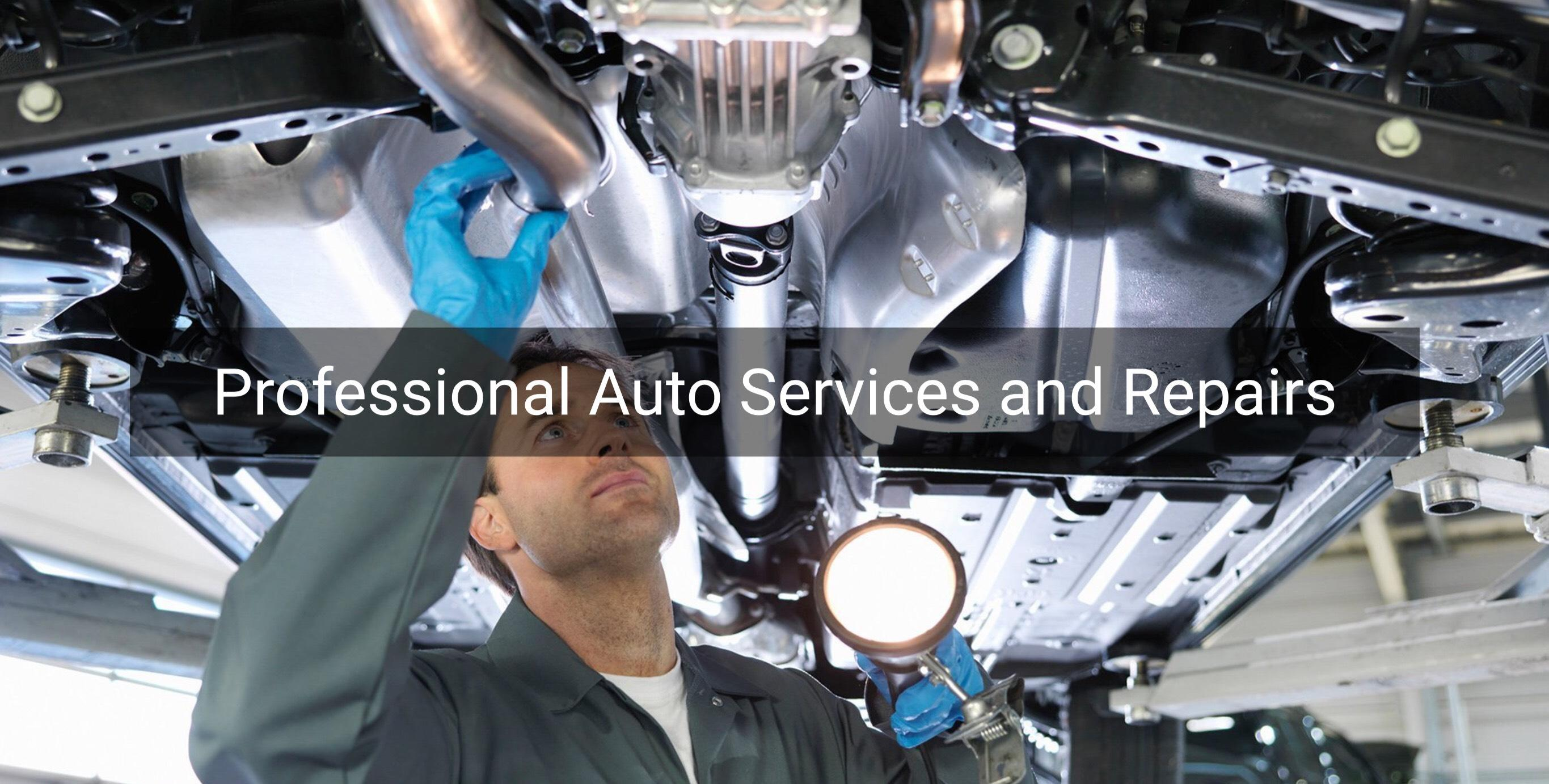 Mark's Automotive Service and Paint & Body image 1