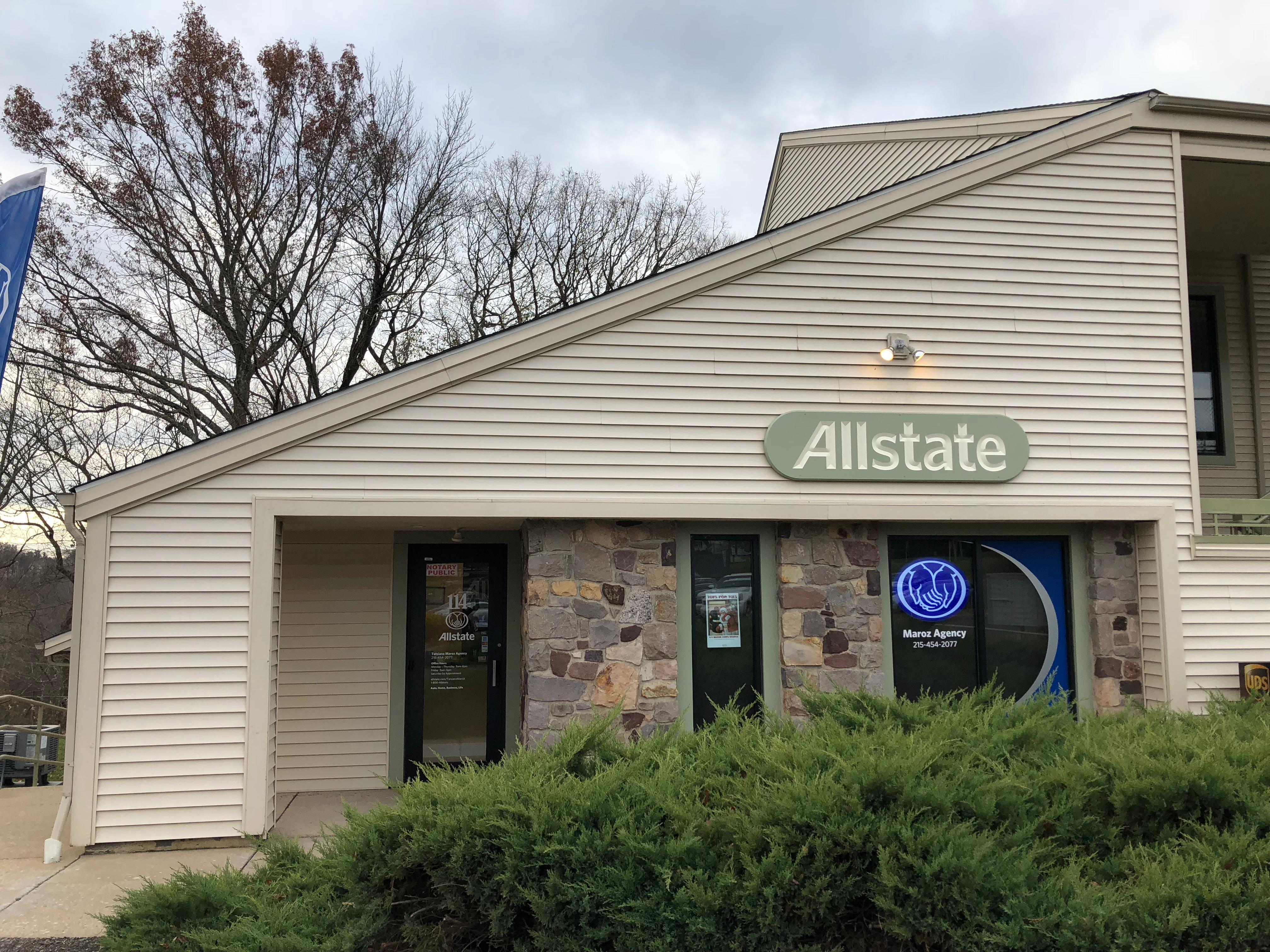 Tatsiana Maroz: Allstate Insurance image 3