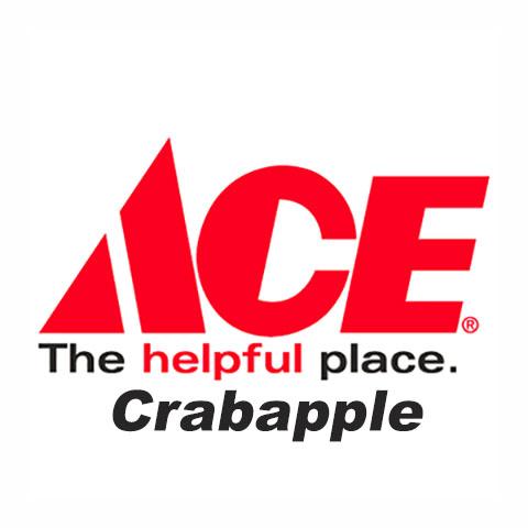 Ace Hardware Crabapple