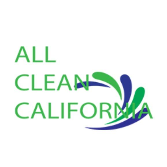 All Clean California Logo