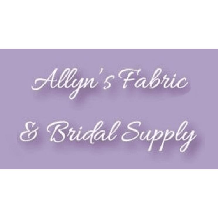 Allyn's Fabric & Bridal Supply