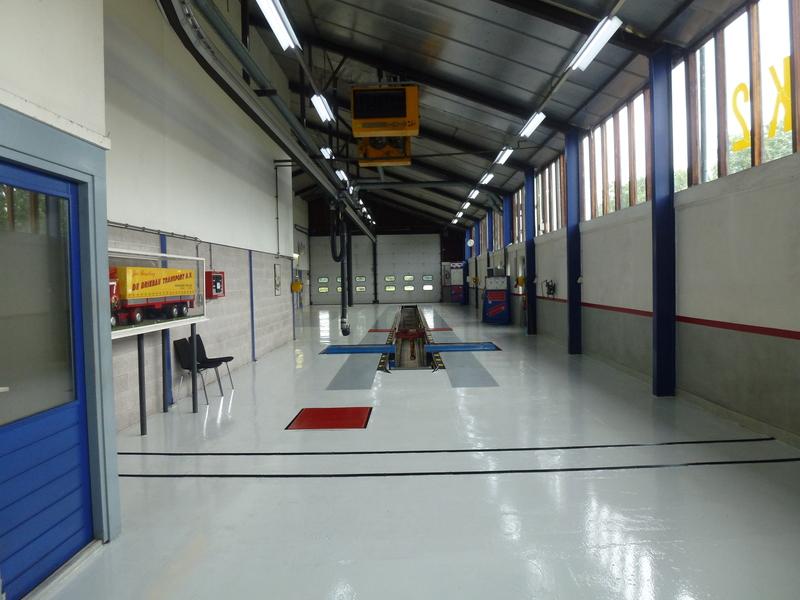 Autokeuringsstation APK Besseling
