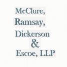 McClure, Ramsay, Dickerson & Escoe LLP