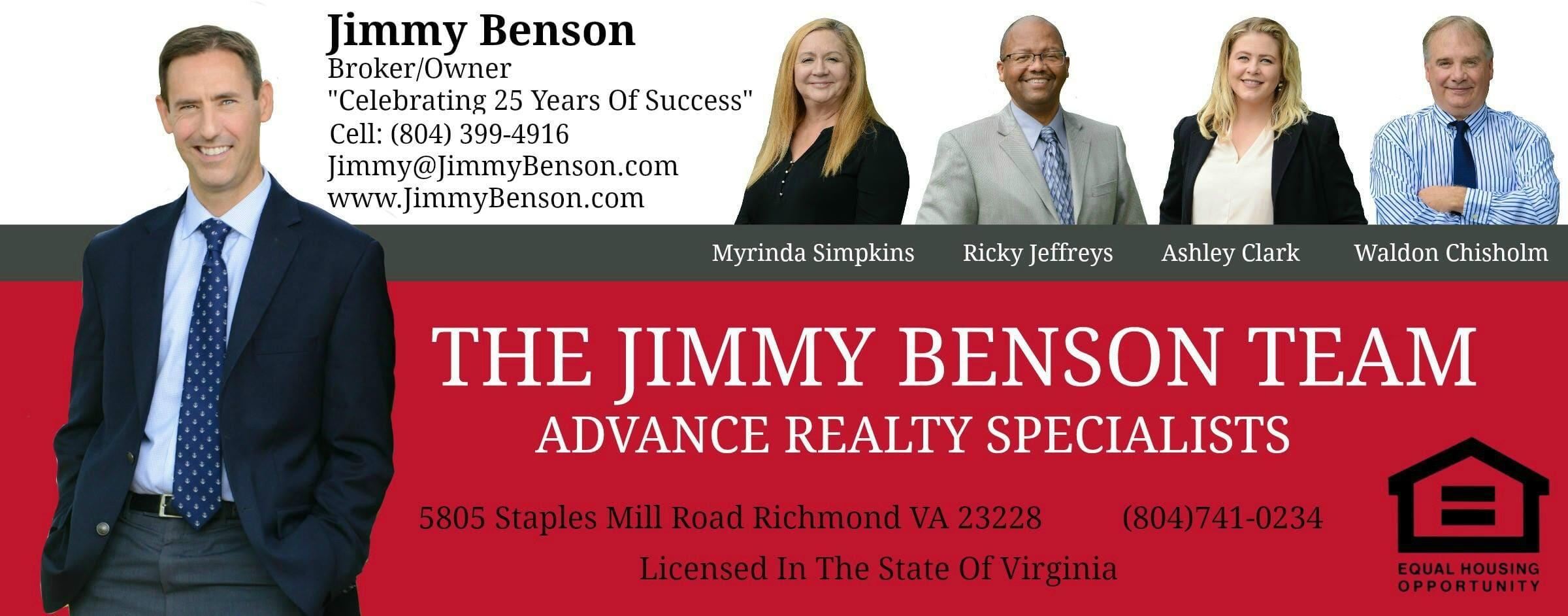 Jimmy Benson image 5