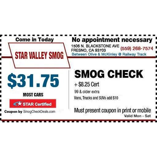 Star Valley Smog