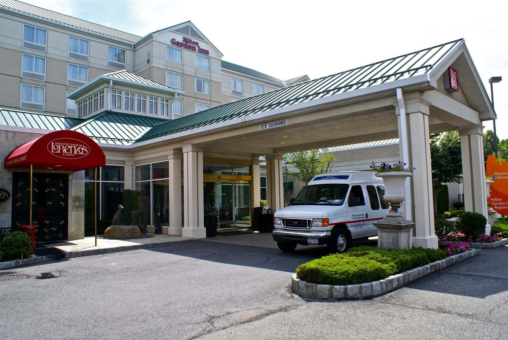 Hilton Entrance Way