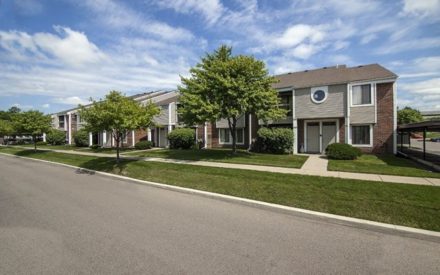 Park Lane Apartments In Southfield Mi 48033 Citysearch