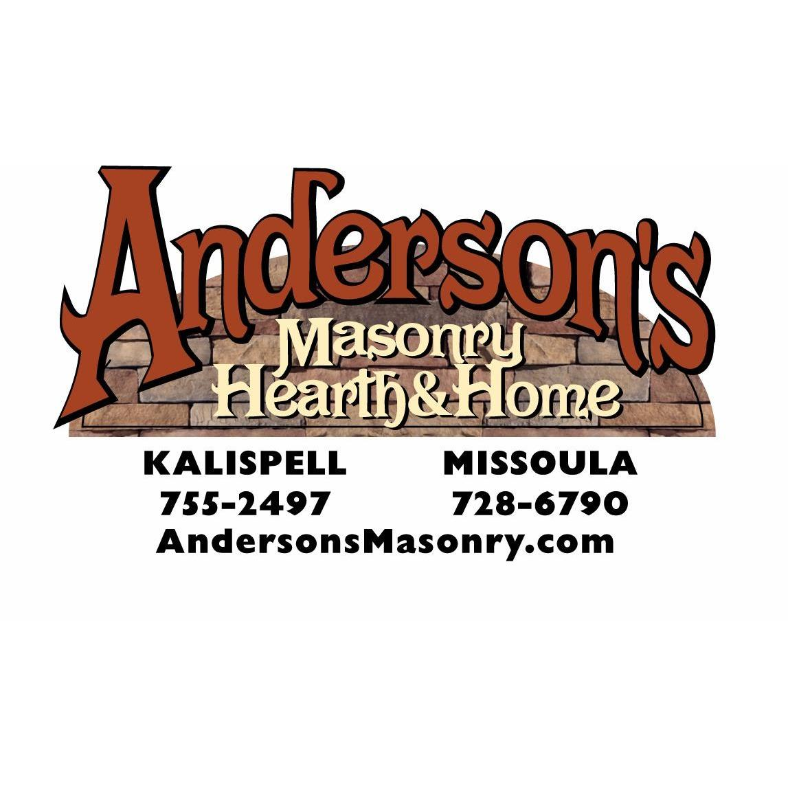 Drive From Woodland Park Co To: Anderson's Masonry Hearth And Home 16 Woodland Park Drive