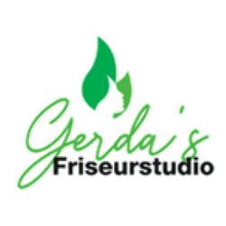 Logo von Gerdas Friseurstudio
