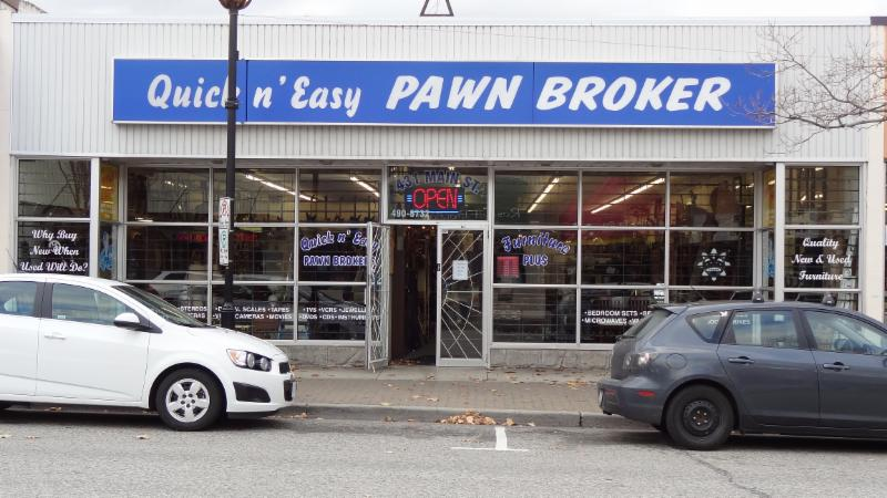 Quick N Easy Pawnbrokers in Penticton