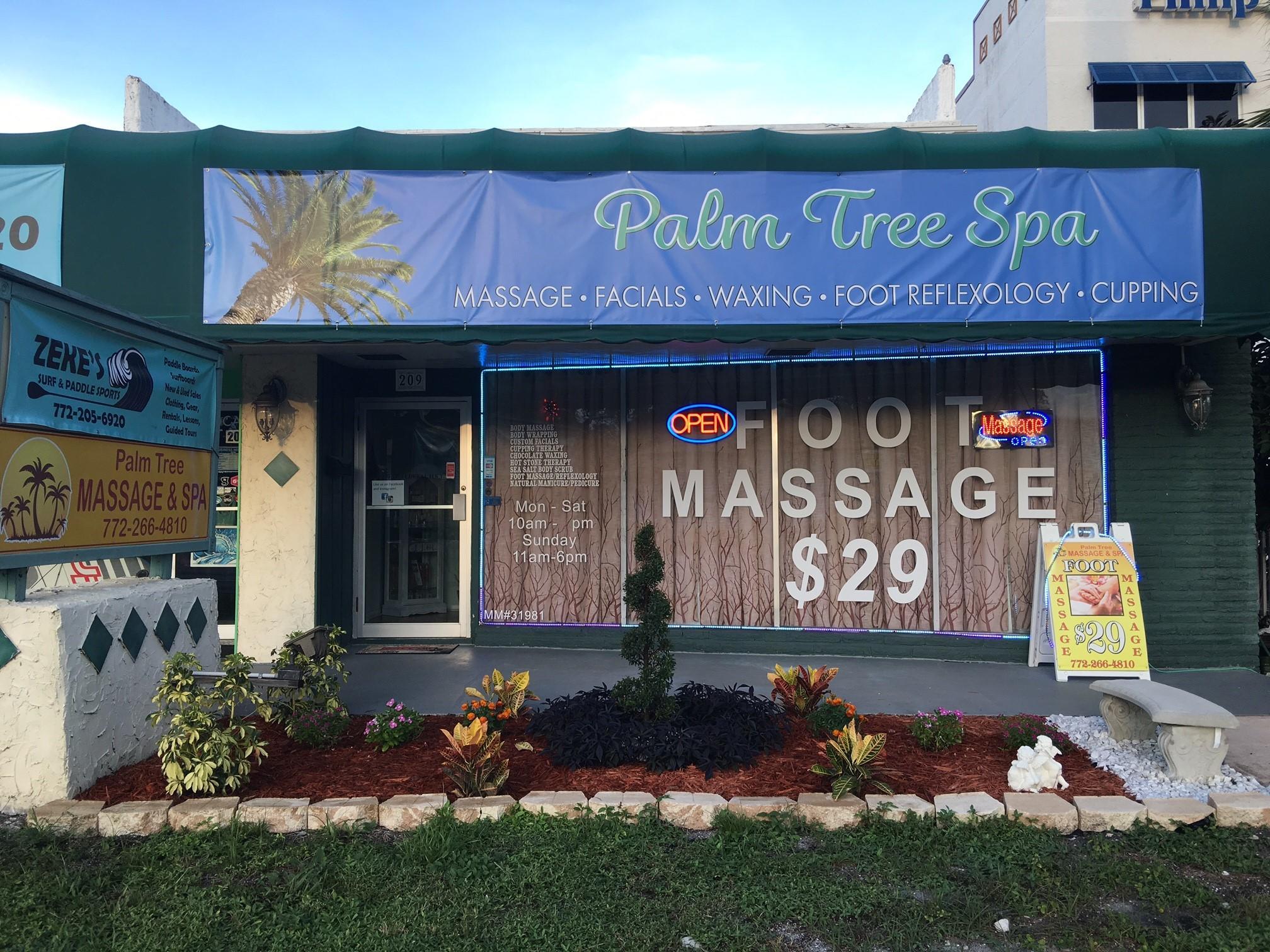 Palm Tree Spa image 0