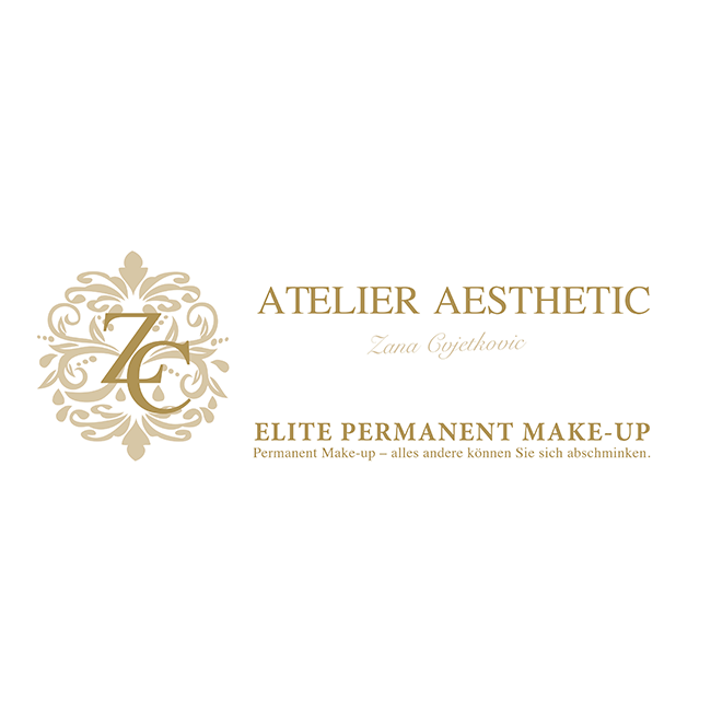 Logo von Atelier-Aesthetic Permanent Make-Up Hamburg