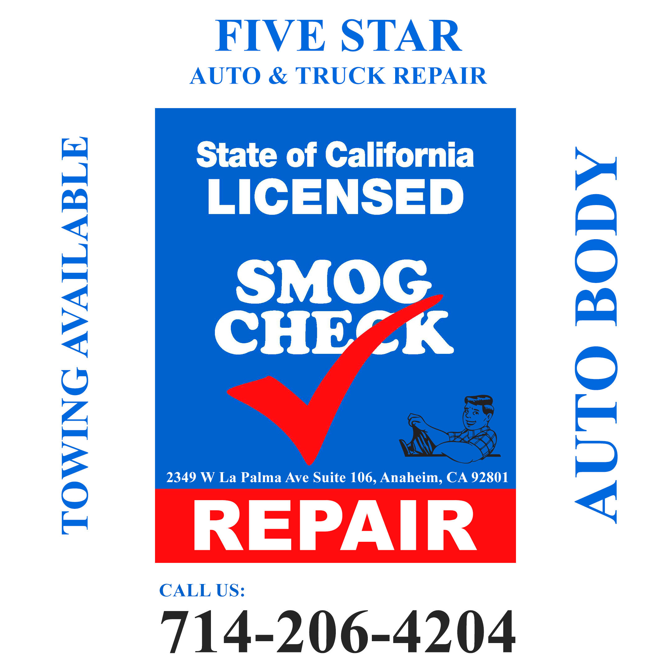 Five Star Auto & Truck Repair image 0