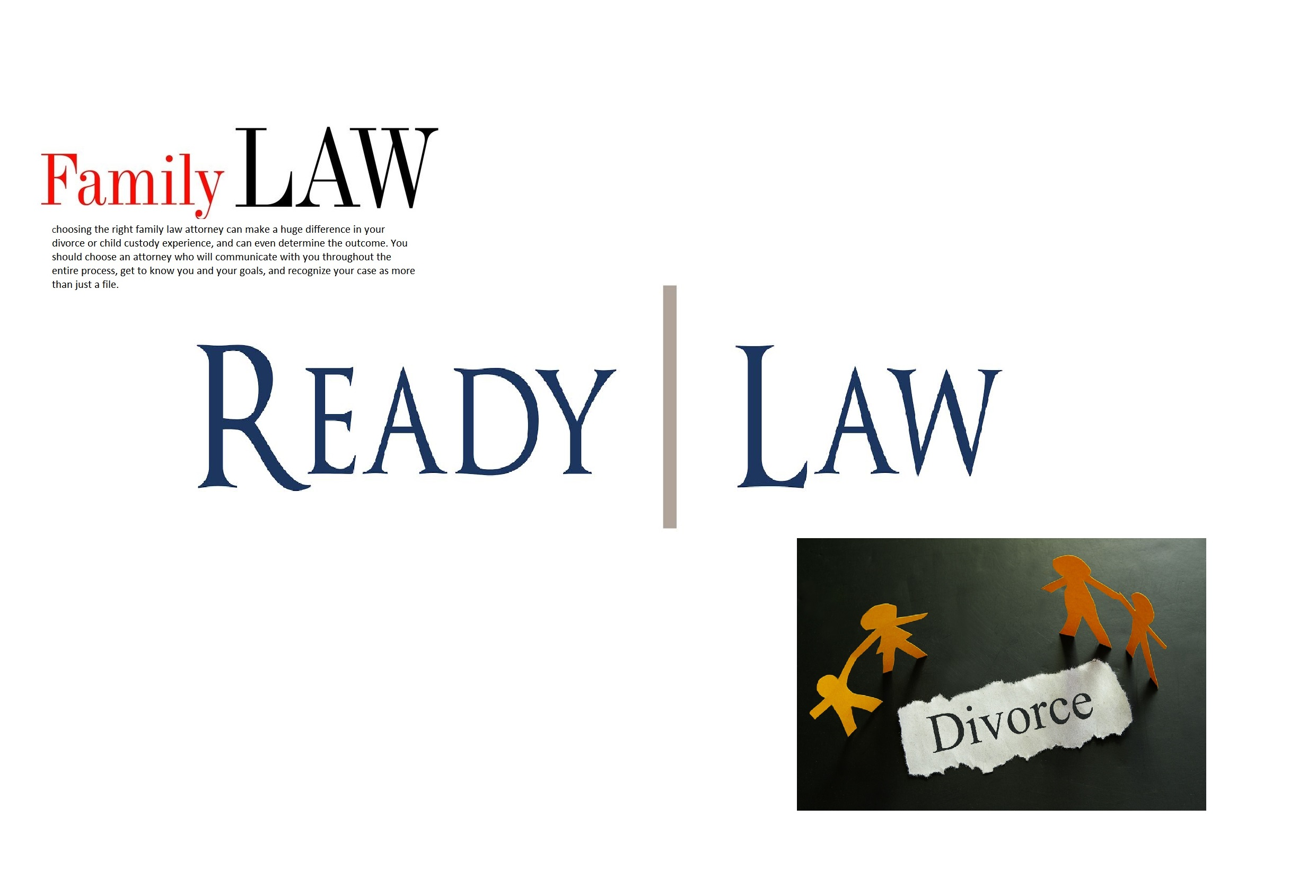 READY LAW – Divorce Lawyer & Family Attorney - ad image