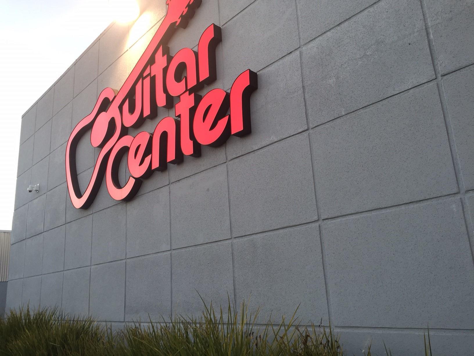 Guitar Center San Jose