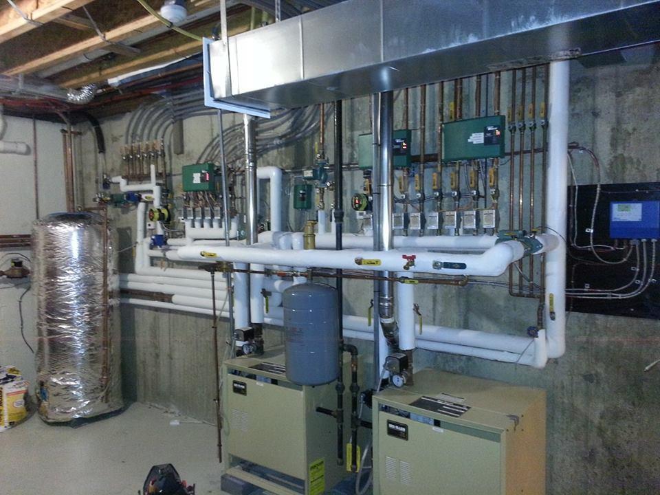 A 2 Z Plumbing Heating Air Inc image 0