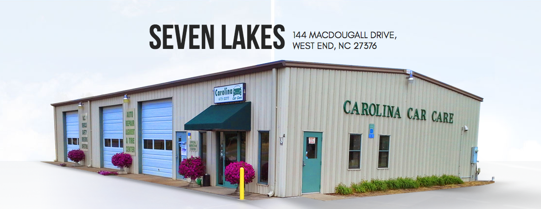 Carolina Car Care - Seven Lakes