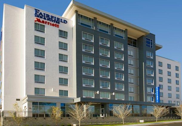 Fairfield Inn & Suites by Marriott Nashville Downtown/The Gulch image 0