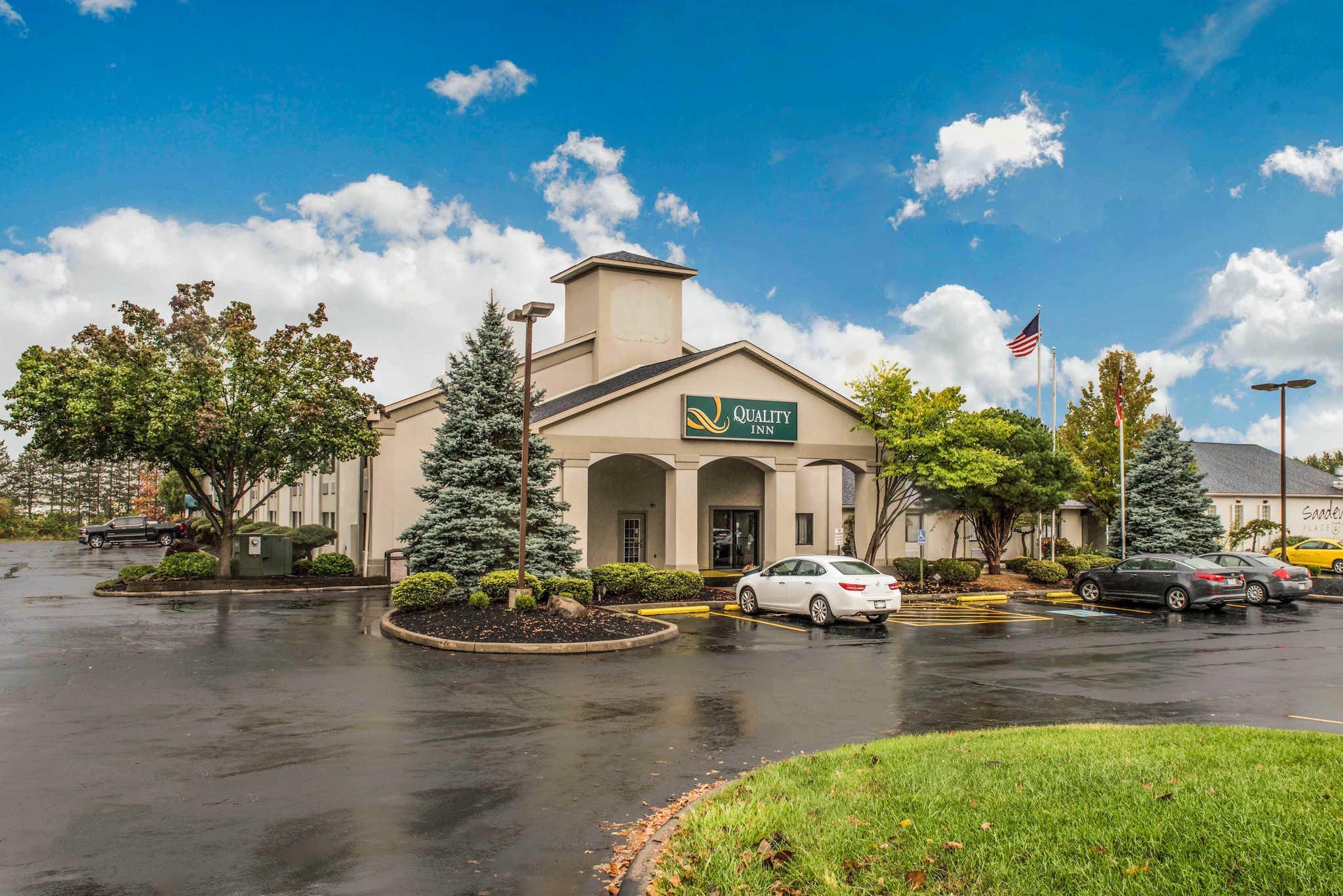 Quality Inn Austintown-Youngstown West image 1