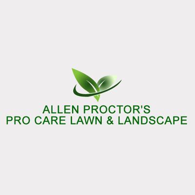 Allen Proctor's Pro Care Lawn & Landscape