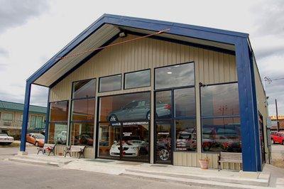 Austin Rising Fast Motor Cars
