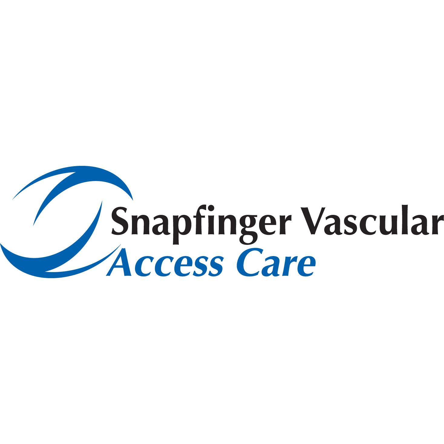 Snapfinger Vascular Access