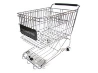 Black Dreamkeeper Shopping Cart