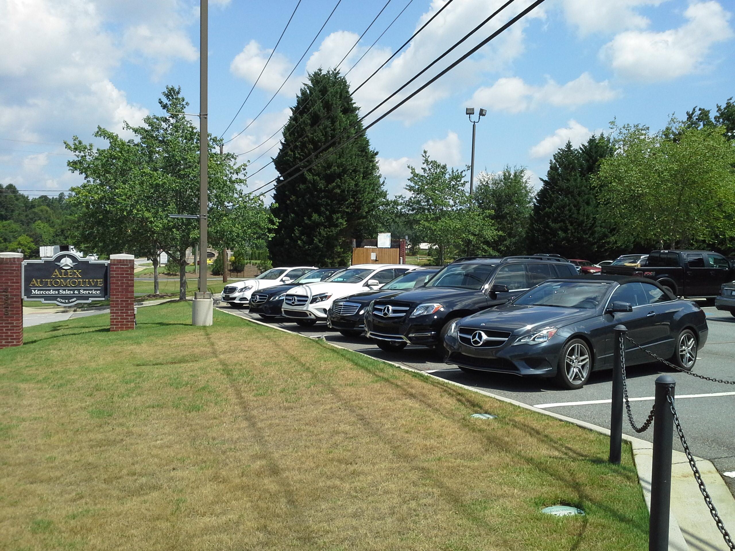 Alex Automotive Mercedes Sales & Service image 0